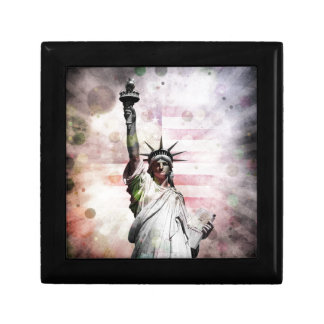 Statue of Liberty Gift Box