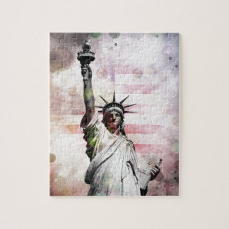 Statue of Liberty Jigsaw Puzzle