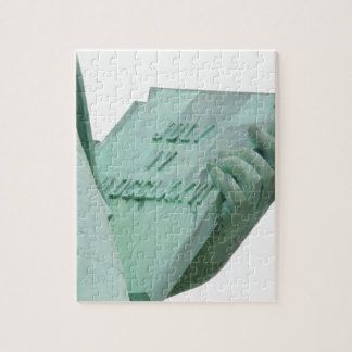 Statue-of-Liberty Jigsaw Puzzle