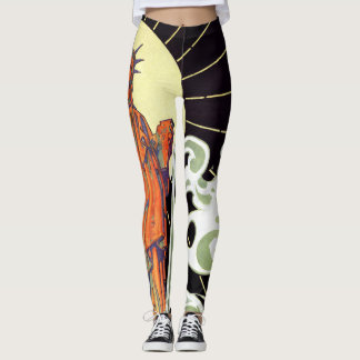 Statue of Liberty Leggings