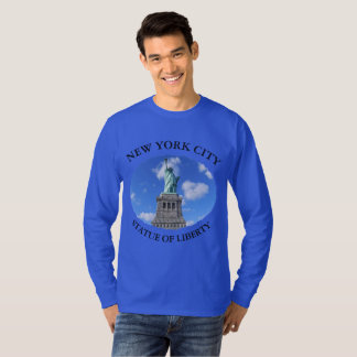 STATUE OF LIBERTY LONG SLEEVE SHIRT