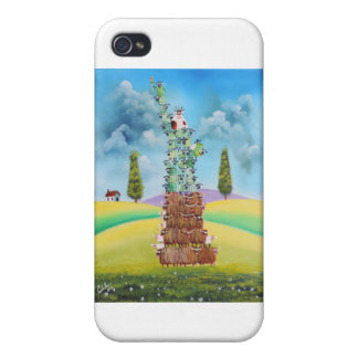 Statue of Liberty made of sheep Gordon Bruce art iPhone 4 Covers