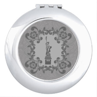 Statue of Liberty Makeup Mirrors