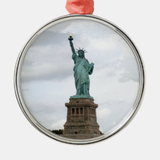 Statue of Liberty Metal Ornament