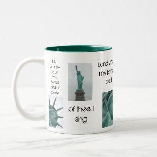 Statue of Liberty Mug