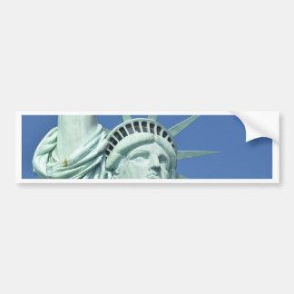Statue of Liberty - New York - Bumper Sticker