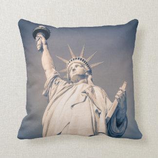 Statue of Liberty New York Cushion