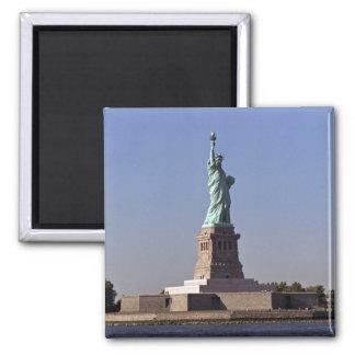 Statue of Liberty, New York Harbor, New York City, Magnet