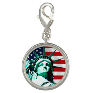 Statue of Liberty, New York Photo Charms