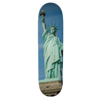 Statue of liberty, New York Skate Board Deck