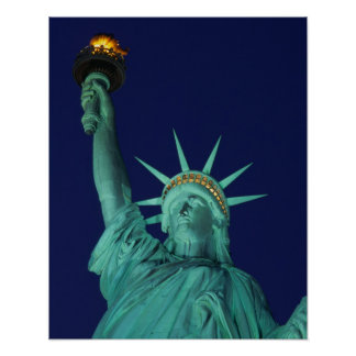 Statue of Liberty, New York, USA 5 Poster