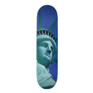 Statue of Liberty, New York, USA 8 Custom Skate Board