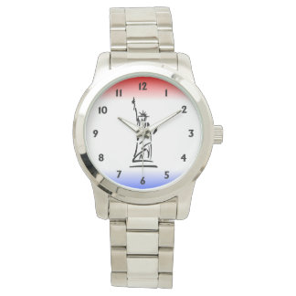 Statue of Liberty New York Watch
