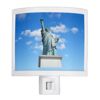 Statue Of Liberty Night Lite