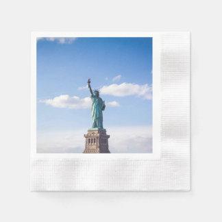 Statue of Liberty Paper Napkin