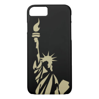 Statue of Liberty - Patriotic Case-Mate iPhone Case