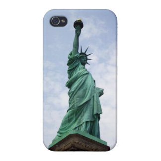 Statue of Liberty - Phone Case Cover For iPhone 4