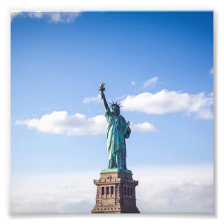 Statue of Liberty Photo Print
