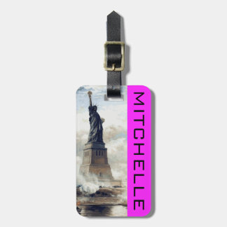 Statue of Liberty PS Luggage Tag