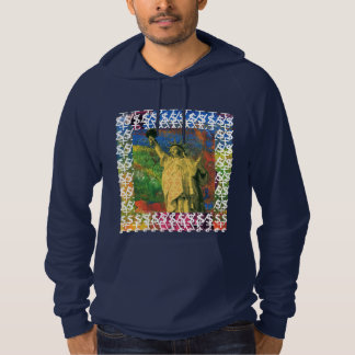 Statue of Liberty pullover hoodie