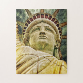 Statue of Liberty Puzzle, 11x14 Jigsaw Puzzle