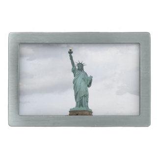 Statue of Liberty Rectangular Belt Buckles