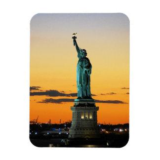 Statue of Liberty Rectangular Photo Magnet