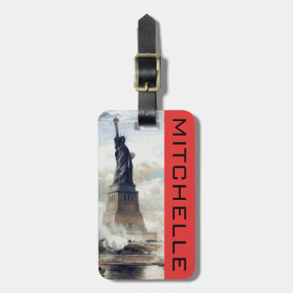Statue of Liberty RS Luggage Tag