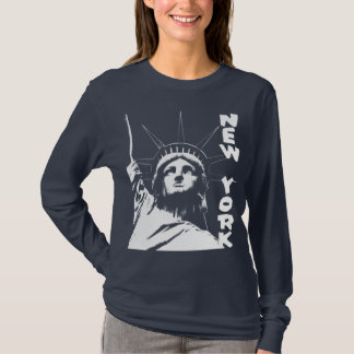 Statue of Liberty Shirt Ladies NY Shirt Souvenir