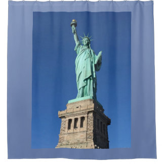 'Statue of Liberty' Shower Curtain