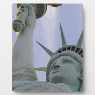 Statue Of Liberty Statue Liberty Usa Freedom Plaque