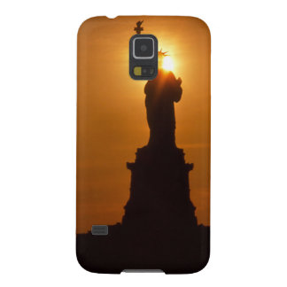 Statue of Liberty-Sunset Case For Galaxy S5