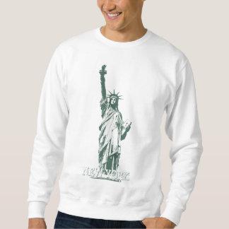 Statue of Liberty Sweatshirt New York Souvenirs