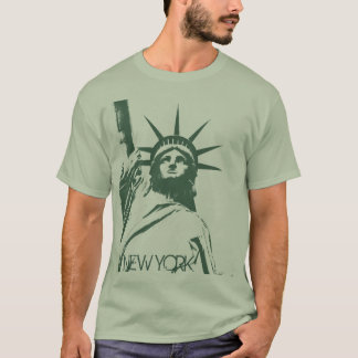 Statue of Liberty T-shirt New York Basic T-shirt