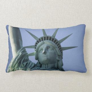 Statue of Liberty throw pillows