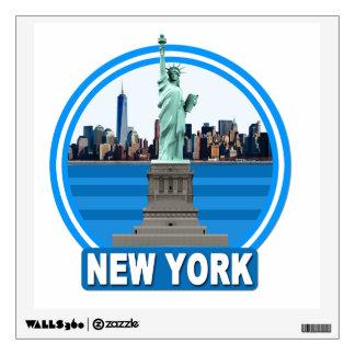 Statue of Liberty Wall Sticker