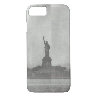 Statue of Liberty Wet Plate Look Iphone 8/7 case