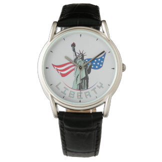 Statue of Liberty Wristwatch