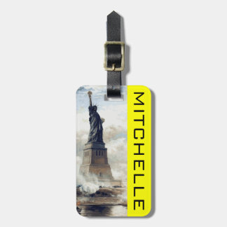 Statue of Liberty YS Luggage Tag