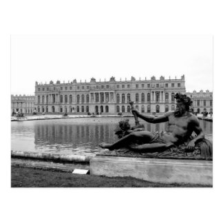 Statue of Neptune at Versailles Postcard