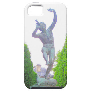 Statue of Pan, Luxembourg Garden, Paris France iPhone 5 Cases