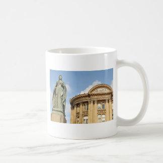 Statue of Queen Victoria in Birmingham, England Coffee Mug