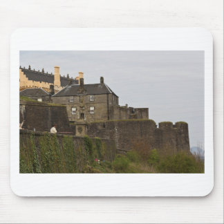 Statue of Robert the Bruce at Stirling Castle Mouse Pad