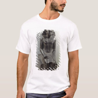 Statue of Sesostris III (1887-49 BC) as a young ma T-Shirt