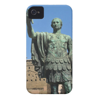 Statue of Trajan in Rome, Italy iPhone 4 Case-Mate Case
