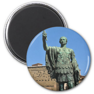 Statue of Trajan in Rome, Italy Magnet
