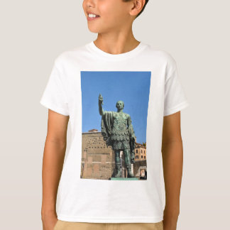 Statue of Trajan in Rome, Italy T-Shirt