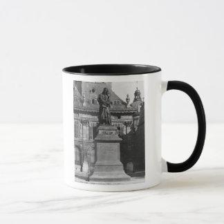 Statue of Voltaire Mug