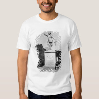 Statue of William Tell, c.1860-90 T-shirt