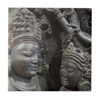 """Statue Small (4.25"""" x 4.25"""") Ceramic Photo Tile"""